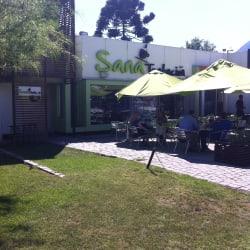 Restaurante Sana Tentación en Santiago