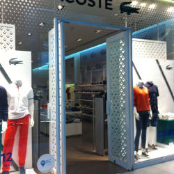 Lacoste - Costanera Center en Santiago