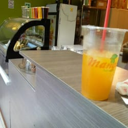 Mango Tea Shop  en Santiago