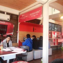 Casa Coca-cola en Santiago