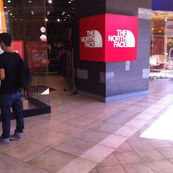 The North Face - Lo Barnechea en Santiago