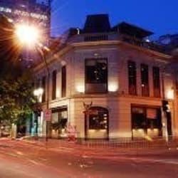 Café del Ópera en Santiago