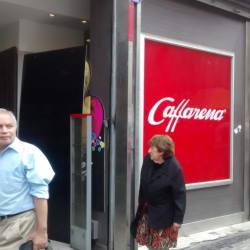 Caffarena - Alameda en Santiago