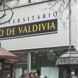 Preuniversitario Pedro de Valdivia - Agustinas en Santiago