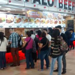 Bufalo Beef - Mall Plaza Alameda en Santiago
