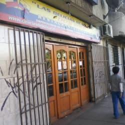 Las delicias de don Bolo en Santiago