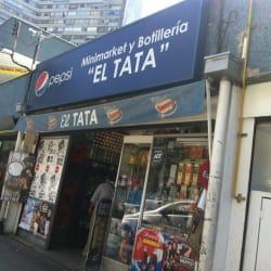 Minimarket y Botillería El Tata en Santiago