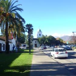 Iglesia San Vicente Ferrer - Los Dominicos en Santiago
