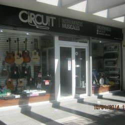 Circuit Music - San Diego en Santiago