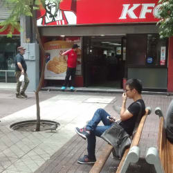 Kentucky Fried Chicken - Estado en Santiago