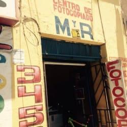 Centro De Multicopiado MYR en Santiago