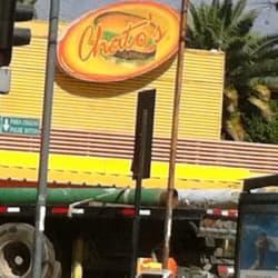 Chato's en Santiago