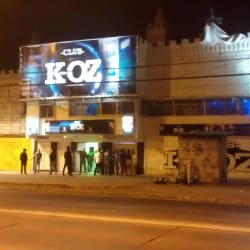 Club K-Oz en Santiago