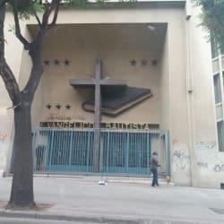 Templo Evangelica Bautista en Santiago
