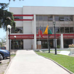 Municipalidad de La Cisterna en Santiago