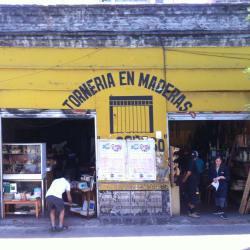 Torneria Leonardo Moreno en Santiago