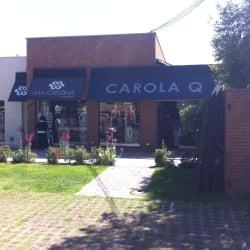 Carola Q en Santiago