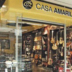 Casa Amarilla en Santiago