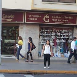 Cortinas Grayde en Santiago