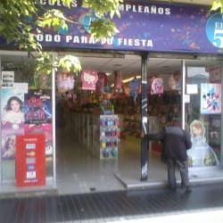 Cotillón El 50 en Santiago