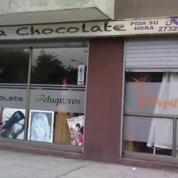 Peluquería Chocolate en Santiago