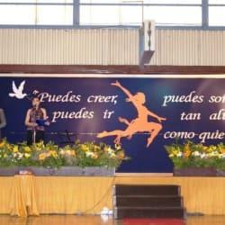 Colegio Santa Catalina Labouré en Santiago