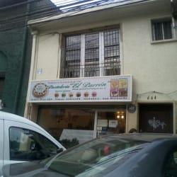 Pastelería El Parrón en Santiago