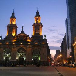 El Sagrario en Santiago