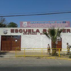 Escuela Roquer  en Santiago
