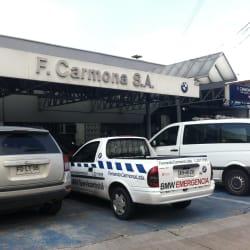 F. Carmona S.A. en Santiago