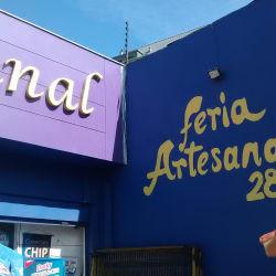 Feria Artesanal Irarrazabal  en Santiago