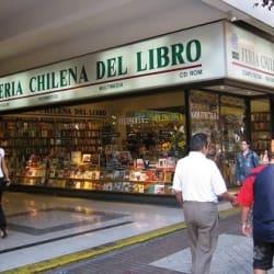 Feria del libro en Santiago