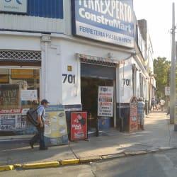 Ferreteria Hasbun Hnos. Ferrexpertos Construmart en Santiago