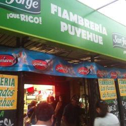 Fiambrería Puyehue en Santiago