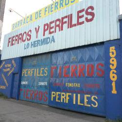 Barraca de Fierro Bustos y Villarroel Ltda. en Santiago