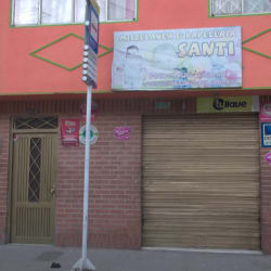Miscelánea y Papelería Santi en Bogotá