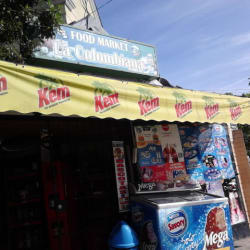 Food Market La Colombiana en Santiago