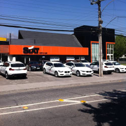 Sixt Rent A Car en Santiago
