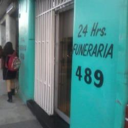 Funerales San Jorge en Santiago