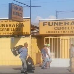funeraria cerrillos en Santiago