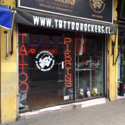 Tattoo Rockers en Santiago