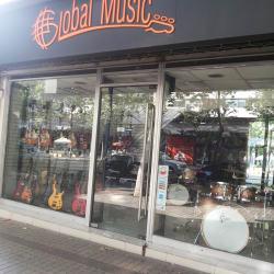 Global Music en Santiago