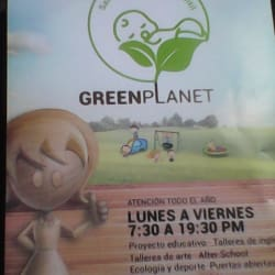 Green Planet en Santiago