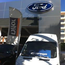 Difor Ford en Santiago