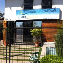 Hidroespacios en Santiago