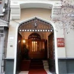 Hotel París en Santiago