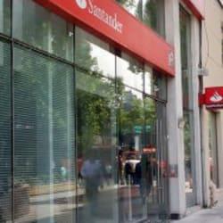 Banco Santander - Av. Nueva Providencia / Suecia en Santiago