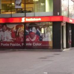 Banco Scotiabank - Av. Providencia / Estación Metro Tobalaba en Santiago