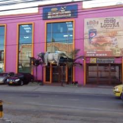 Hamburguesas del Rodeo Castellana en Bogotá