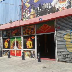 Salón de entretenimiento Las Vegas 777 en Santiago